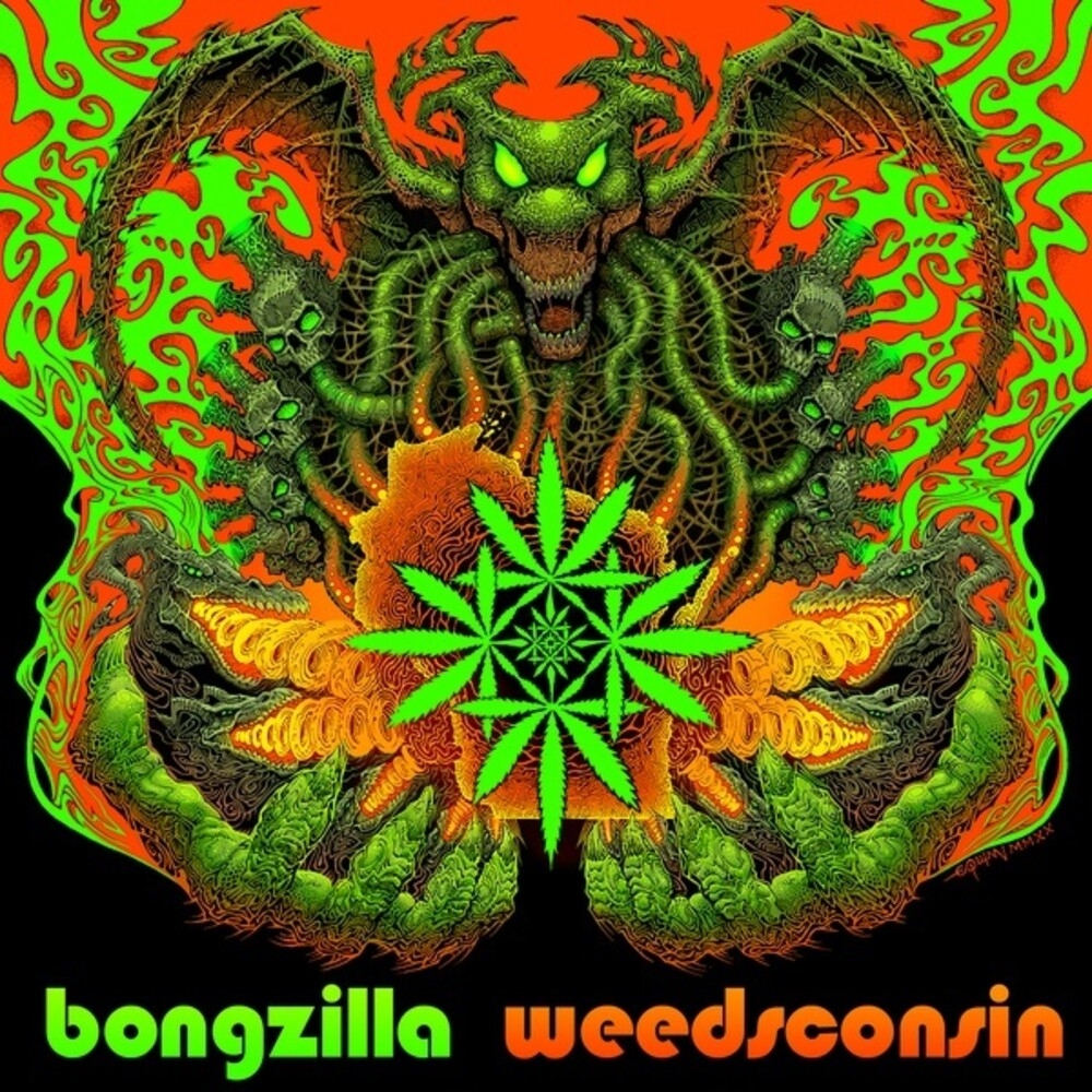 Bongzilla - Weedsconsin (Blk) [Colored Vinyl] (Grn) (Red)