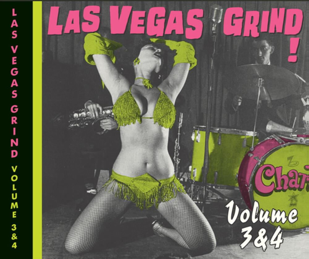 Las Vegas Grind Vol. 3 & 4 / Various - Las Vegas Grind Vol. 3 & 4 / Various