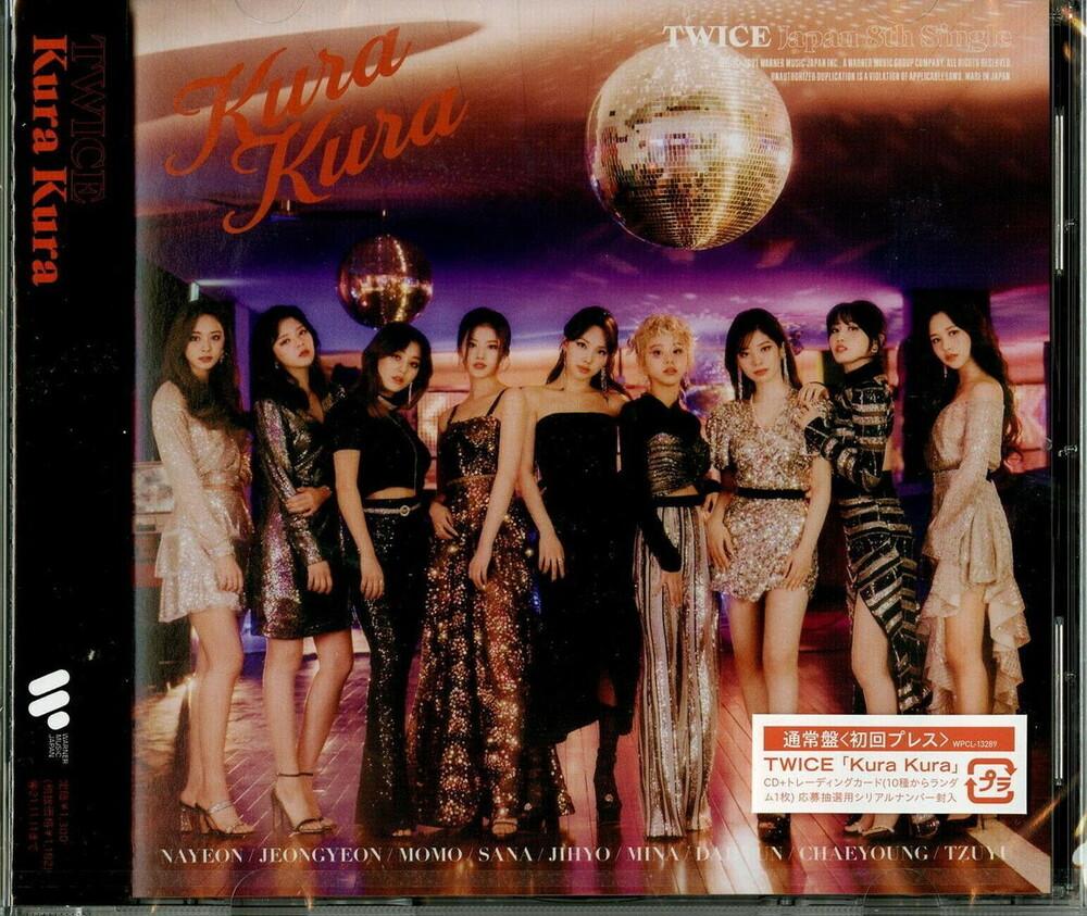 Twice - Kura Kura (Jpn)
