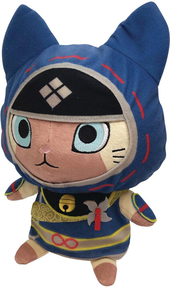 - Monster Hunter Rise Chibi Plush Palico (Plus)