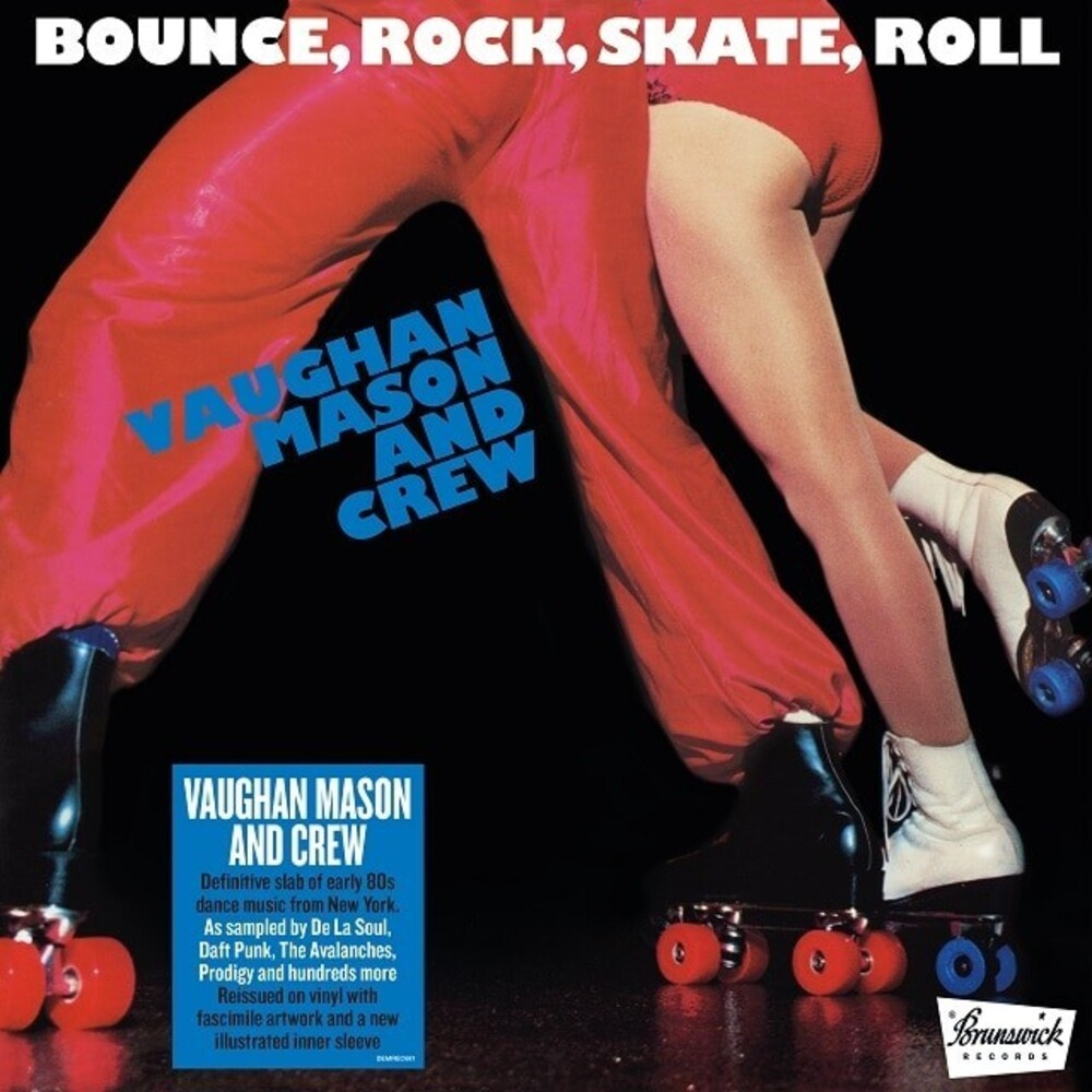 Vaughan Mason  & Crew - Bounce Rock Skate Roll (Blk) (Ofgv) (Uk)