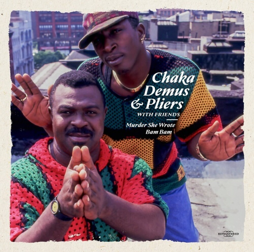 Chaka Demus  & Pliers With Friends - Murder She Wrote (Fra)