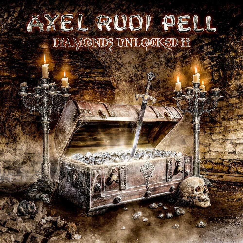 Axel Pell  Rudi - Diamonds Unlocked Ii (Post) [Digipak]