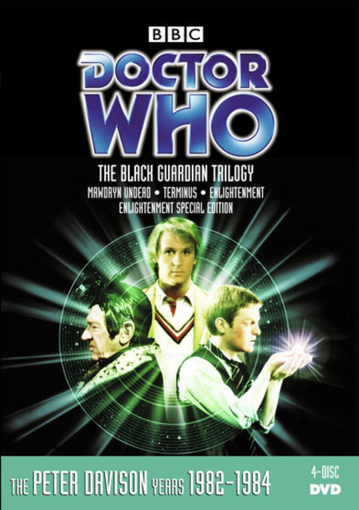 - Doctor Who: Black Guardian Trilogy (4pc) / (Box)