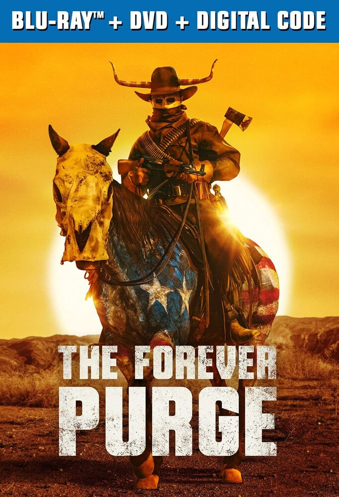 Forever Purge - Forever Purge (2pc) (W/Dvd) / (Digc)
