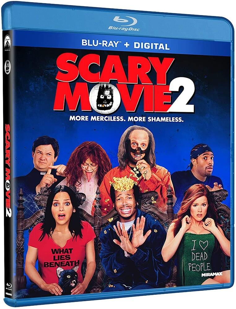 - Scary Movie 2 / (Ac3 Amar Dol Dts Sub Ws)