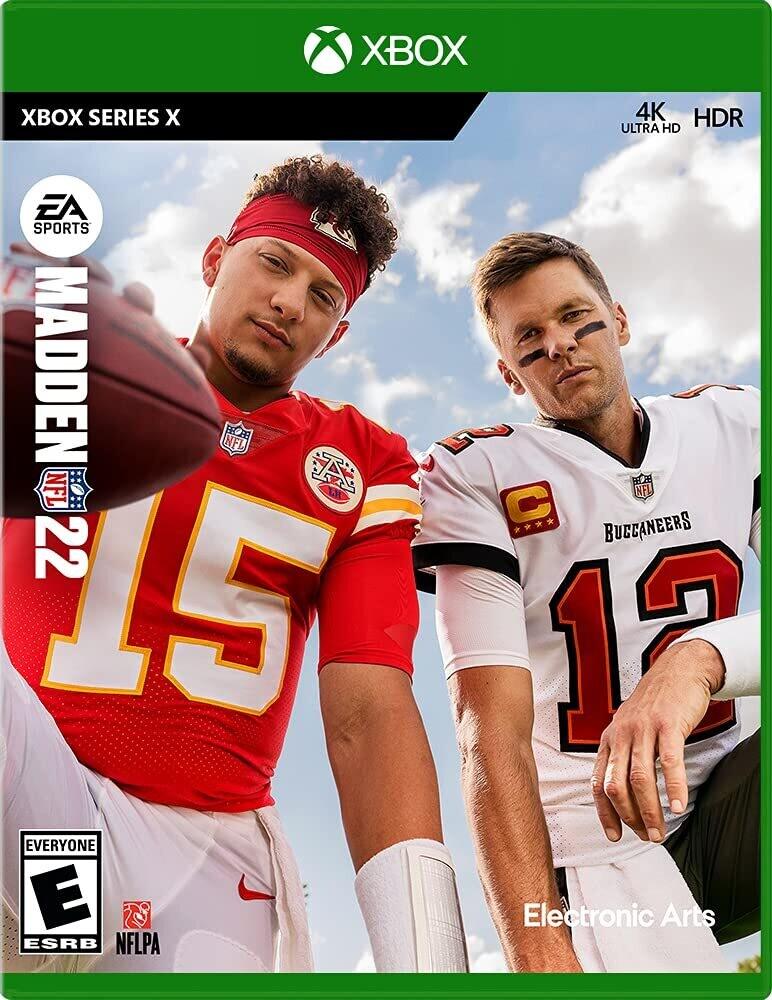Xbx Madden NFL 22 - Xbx Madden Nfl 22