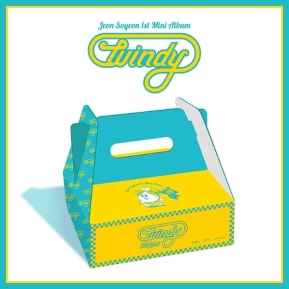 Jeon So Yeon - Windy (1st Mini Album) (Coas) (Stic) [With Booklet] (Pcrd)