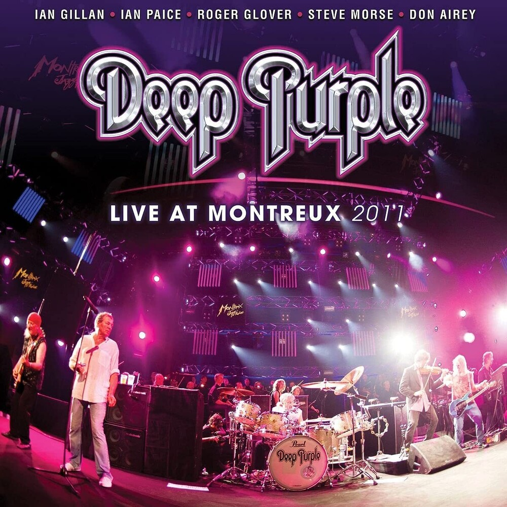 Deep Purple - Live At Montreux 2011 (Bonus Dvd) (Uk)