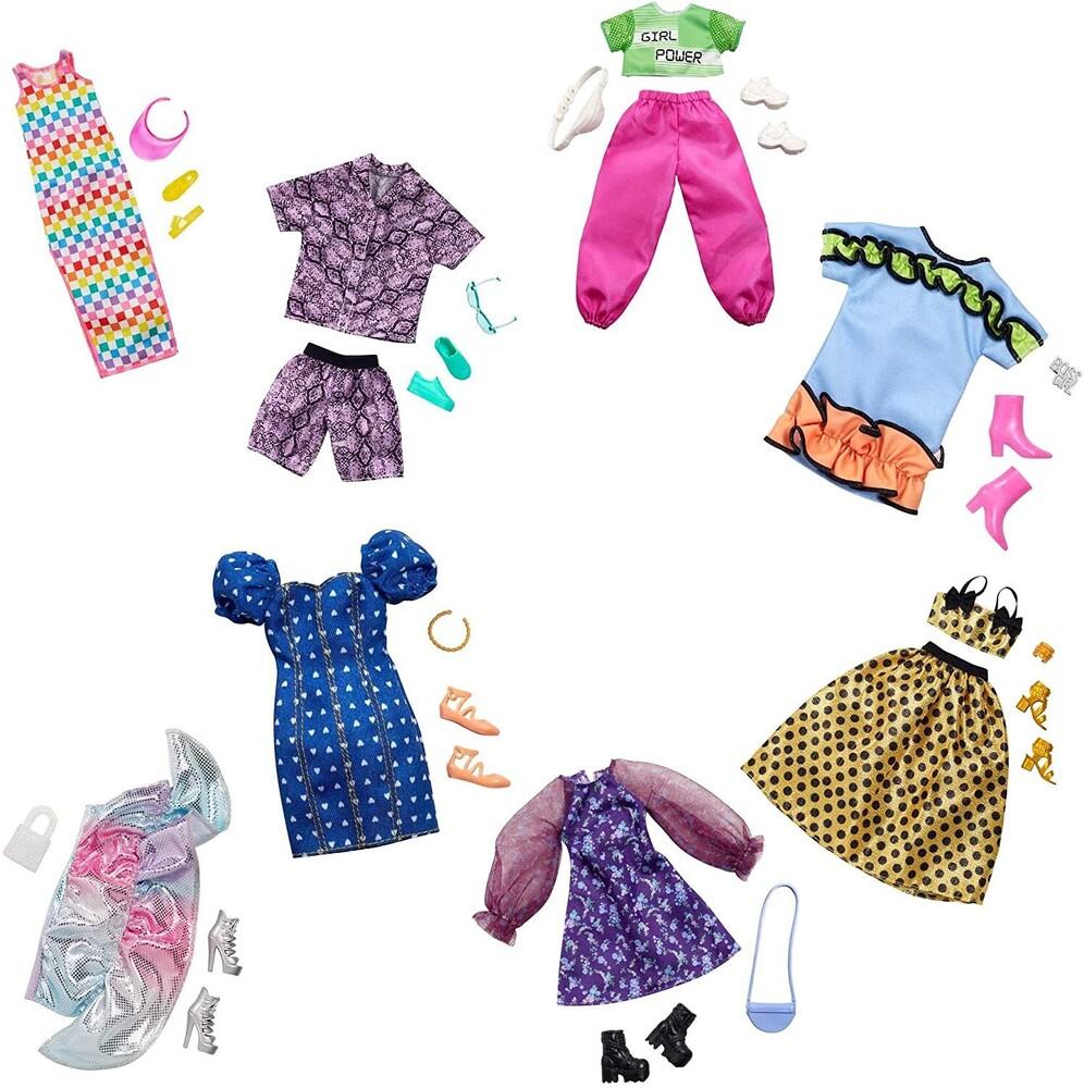 - Barbie Fashion Multipack (Papd)