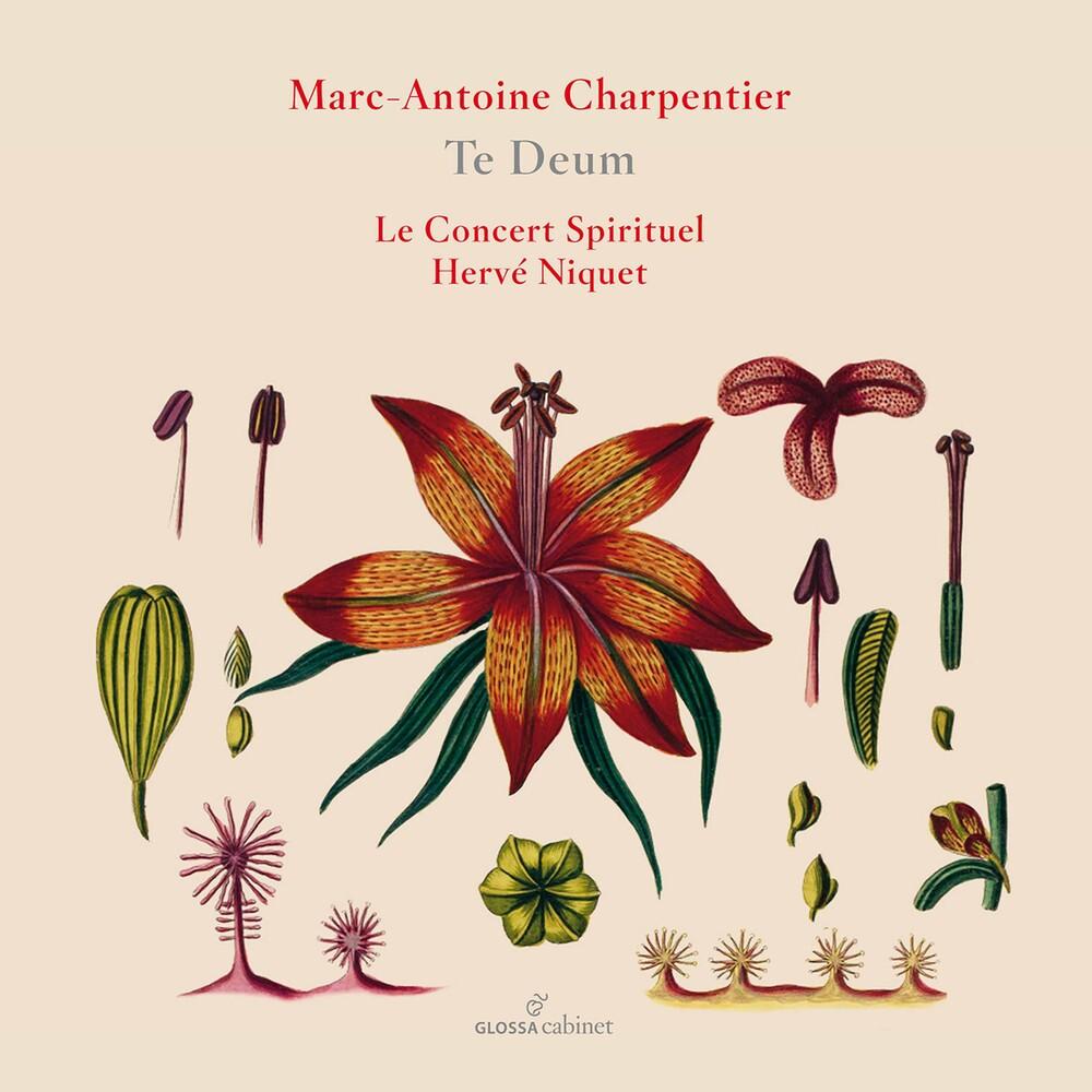 Charpentier / Le Concert Spirituel / Niquet - Te Deum