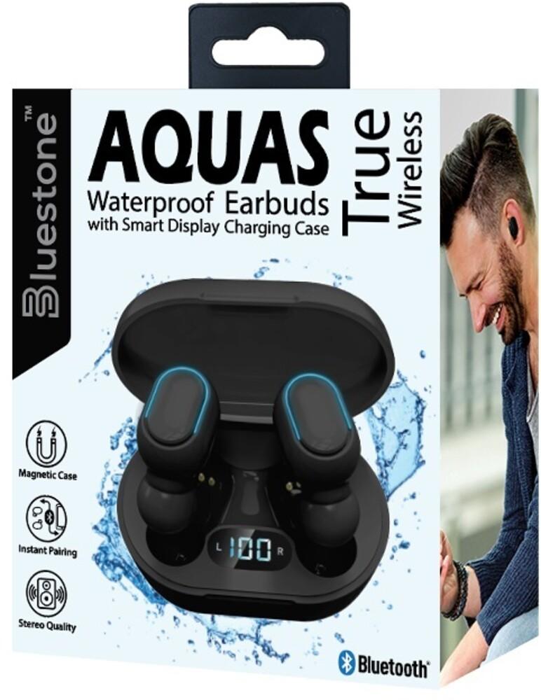 - Bluestone Tws9bk Aquas Tw Waterproof Earbuds Blk