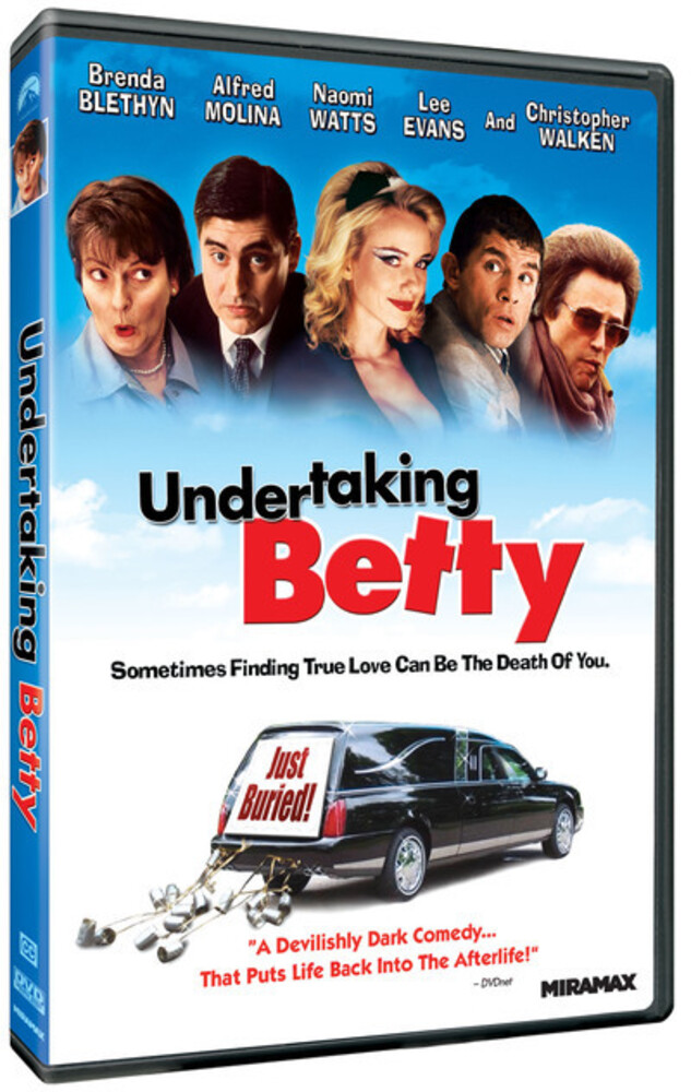 Undertaking Betty - Undertaking Betty / (Mod Ac3 Dol)