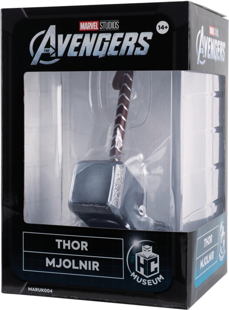 Marvel - Marvel - Mjolnir (Thor's Hammer) (Clcb) (Fig)
