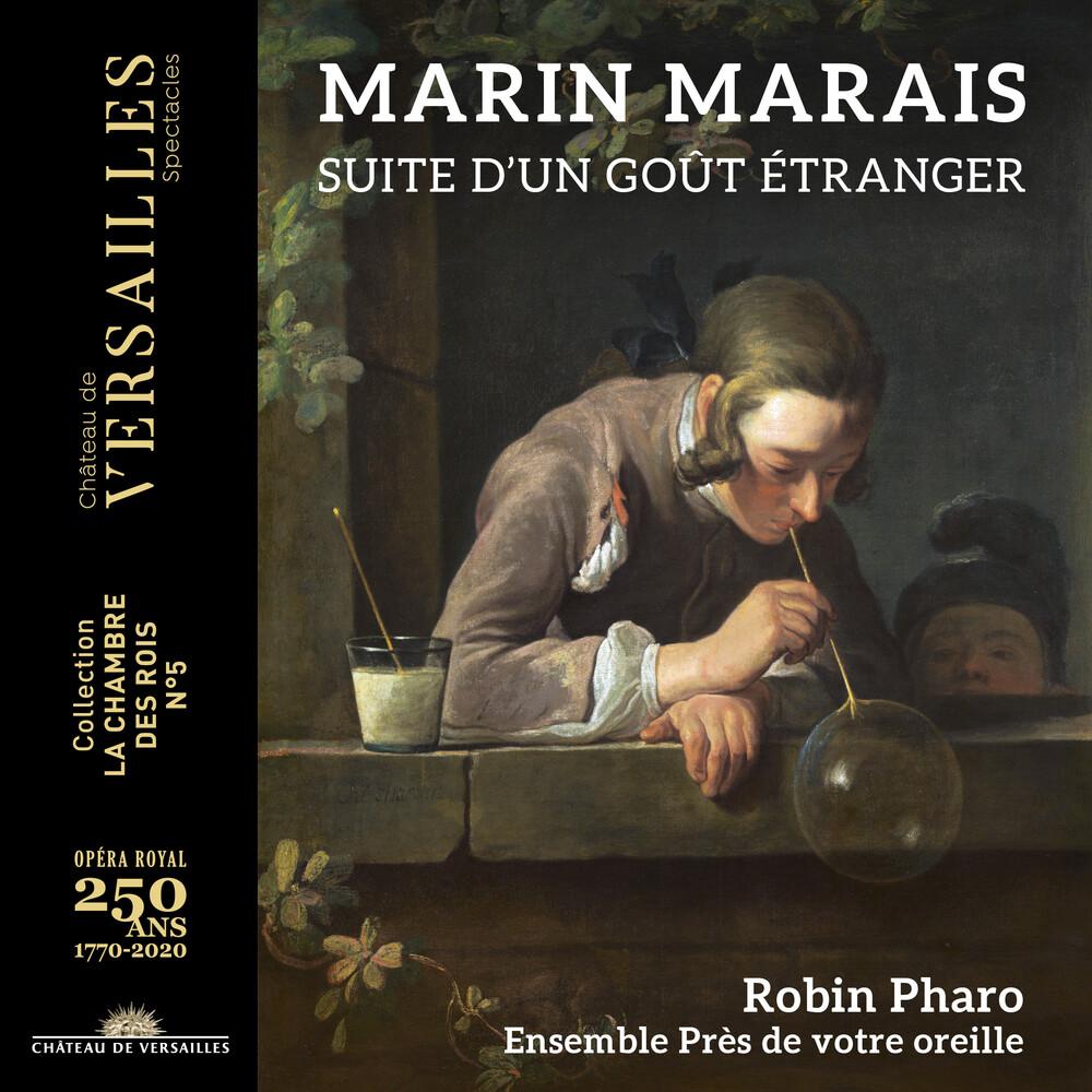 Marais / Pharo / Ensemble Pres De Votre Oreille - Suite D'un Gout Etranger (2pk)