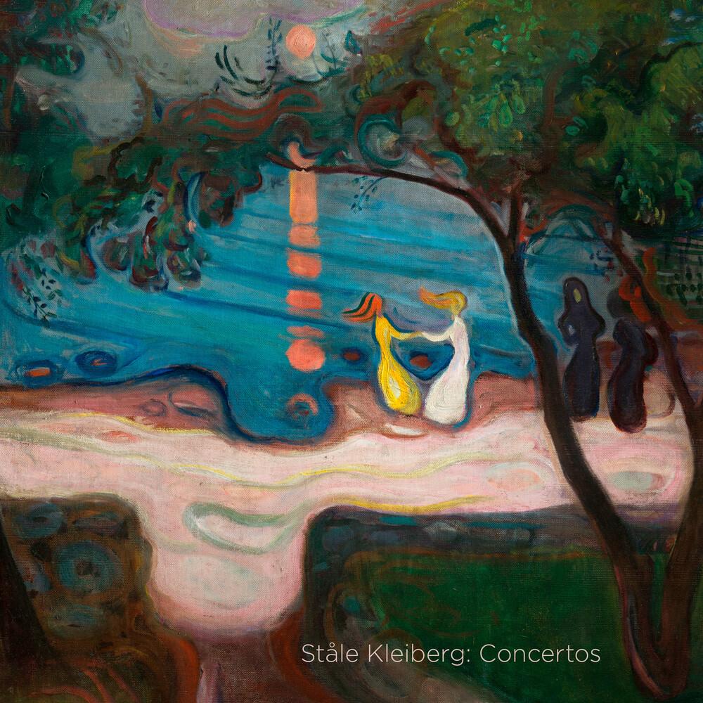 Kleiberg / Trondheim Symphony Orch / Szilvay - Concertos (2pk) (Wscd)