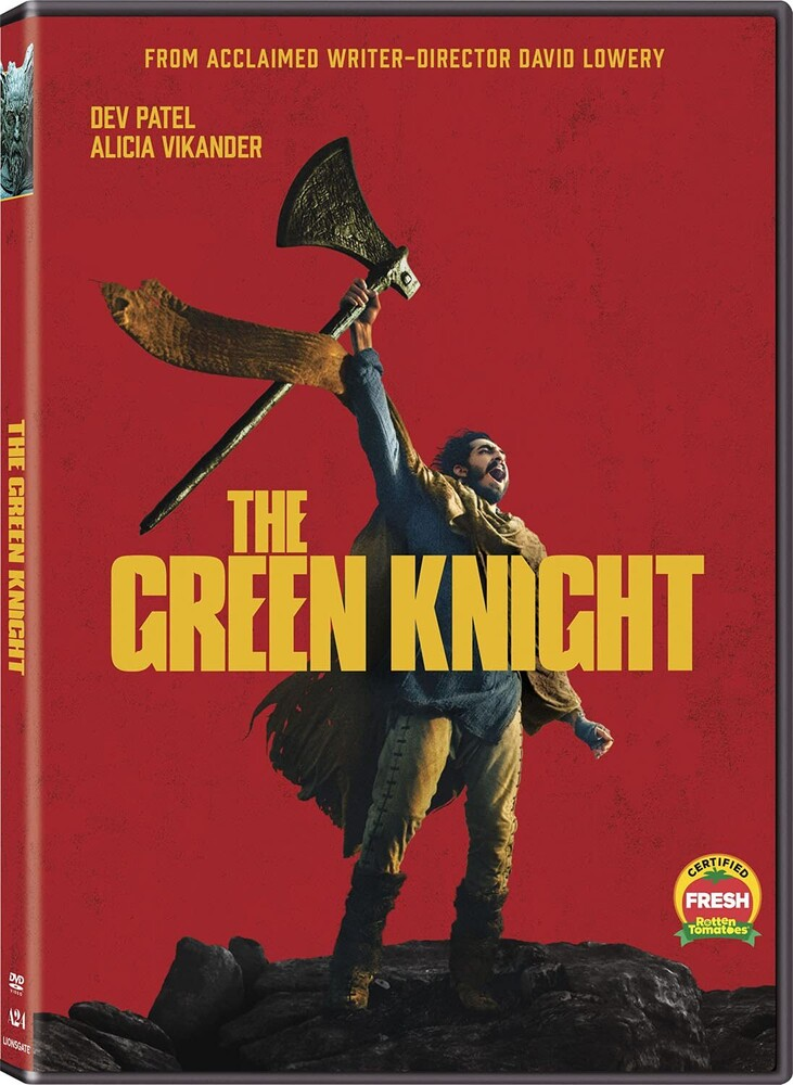 Green Knight - The Green Knight