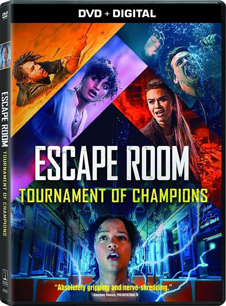 Escape Room: Tournament of Champions - Escape Room: Tournament Of Champions / (Ac3 Dub)