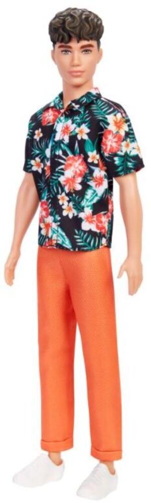 Barbie - Barbie Ken Fashionista Doll 2 (Papd)