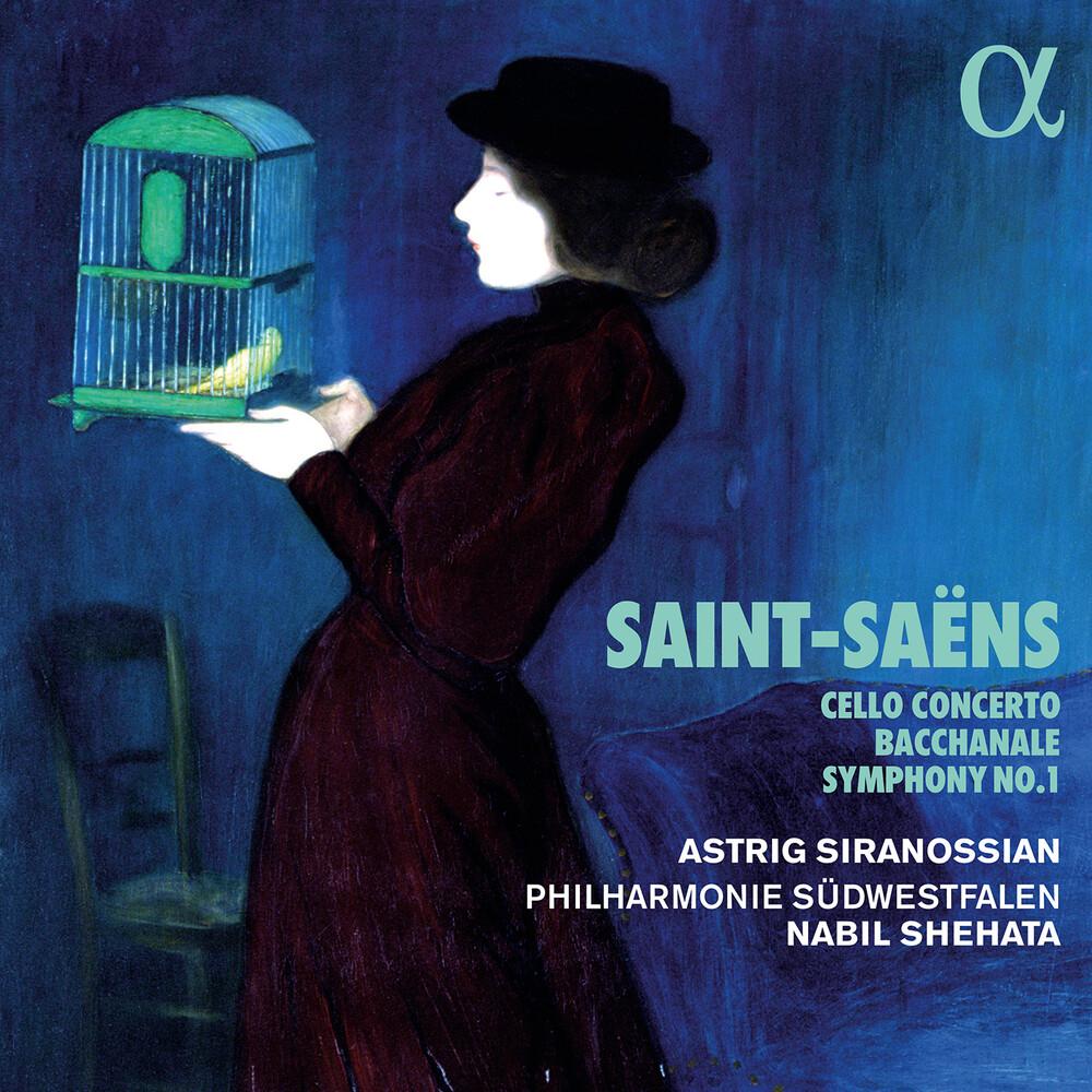 Saint-Saens / Philharmonie Sudwestfalen - Cello Concerto Bacchanale & Symphony 1