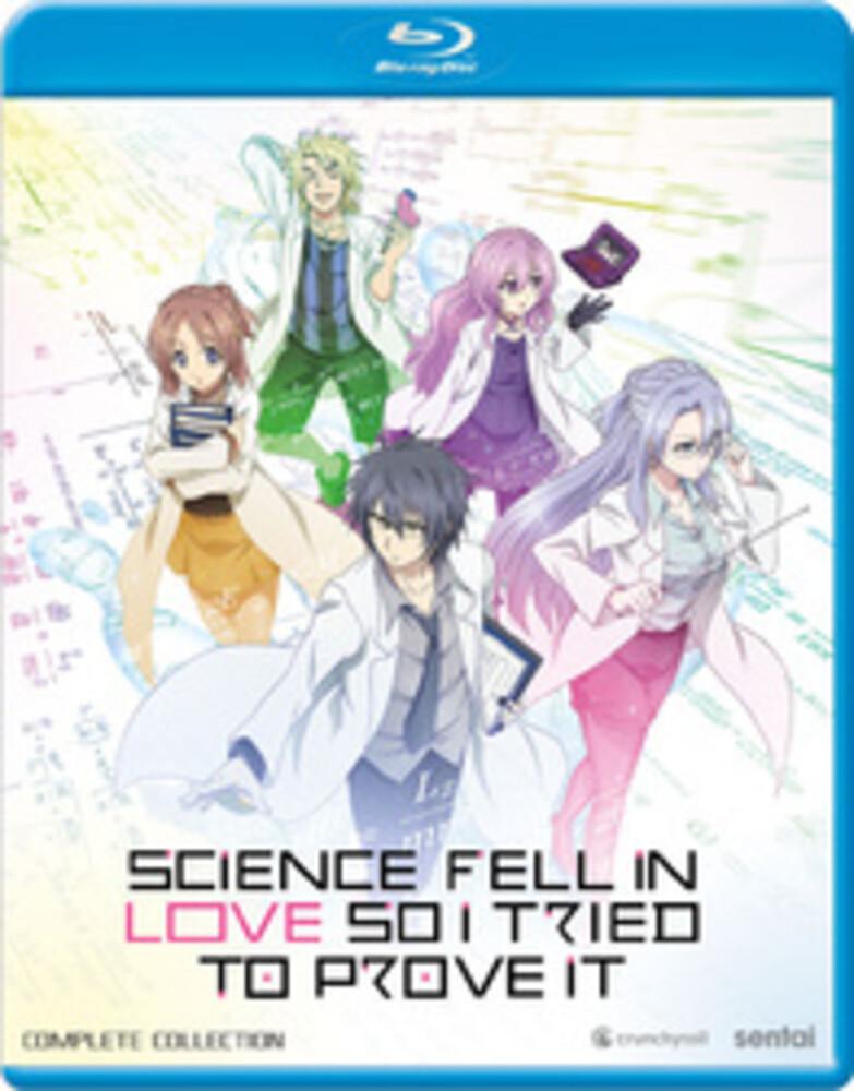 Science Fell in Love - Science Fell In Love