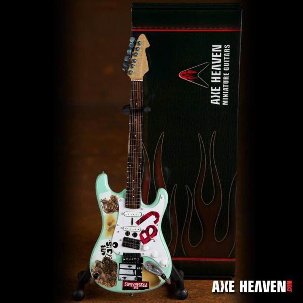 Billie Joe Armstrong Green Day Mini Guitar - Billie Joe Armstrong Green Day Mini Guitar (Clcb)