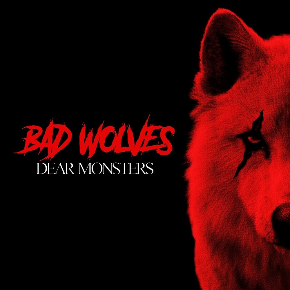 Bad Wolves - Dear Monsters (Red Vinyl) [Colored Vinyl] (Red)