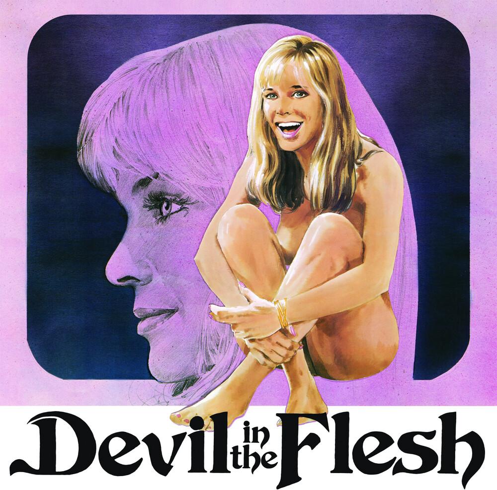 Gian Piero Reverberi / Gian Franco Reverberi - Devil In The Flesh [Colored Vinyl] (Purp)