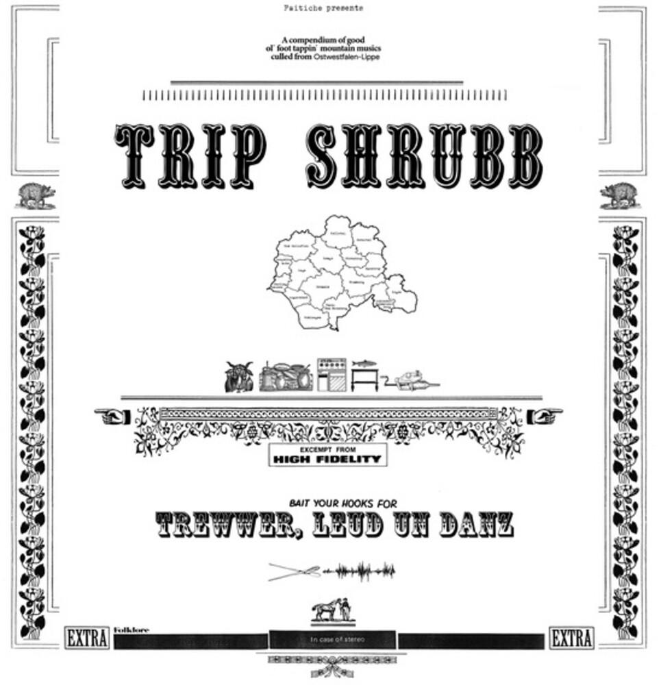 Trip Shrubb - Trewwer Leud Un Danz