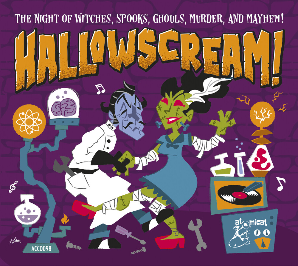 Hallowscream: Night Of Murder, Witches / Various - Hallowscream: Night Of Murder, Witches / Various