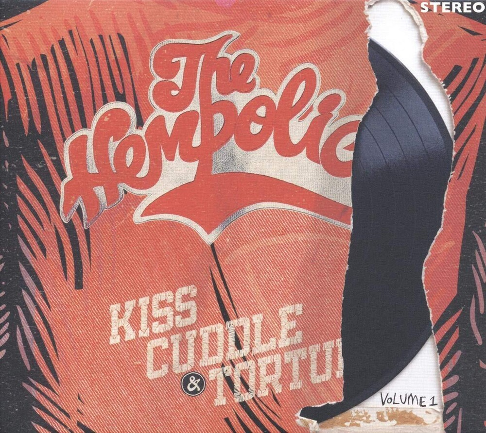 The Hempolics - Kiss Cuddle & Torture: Vol. 1 [LP]
