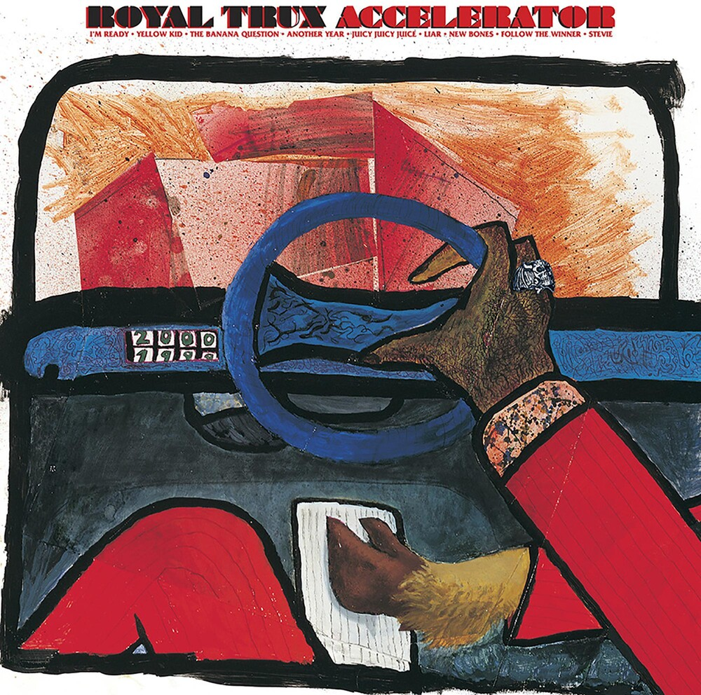 Royal Trux - Accelerator [Indie Exclusive Limited Edition Pink LP]