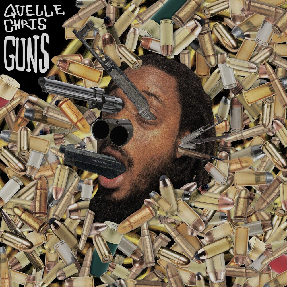 Quelle Chris - Guns [LP]