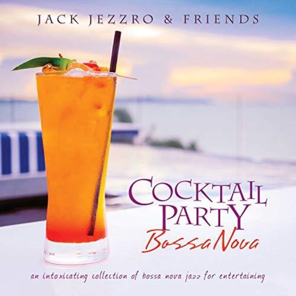 Jack Jezzro - Cocktail Party Bossa Nova