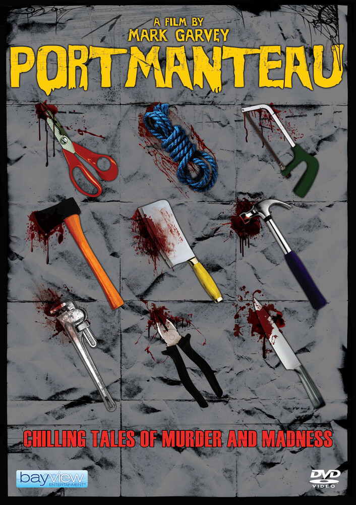 - Portmanteau: Chilling Tales Of Murder And Madness