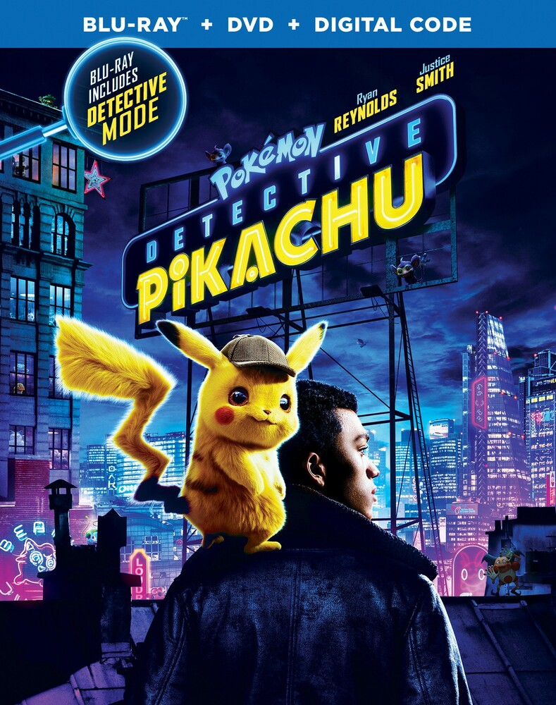 Pokemom Detective Pikachu [Movie] - Pokemon Detective Pikachu