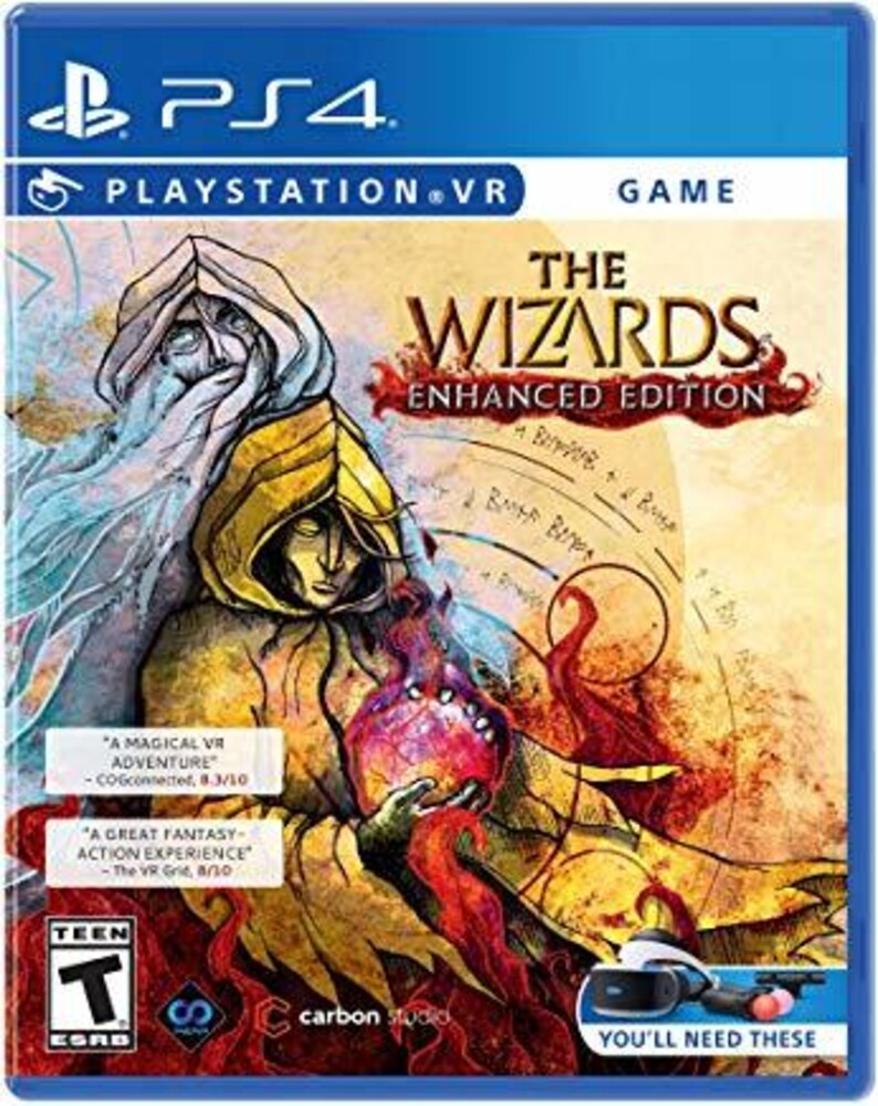 - The Wizards for PlayStation VR