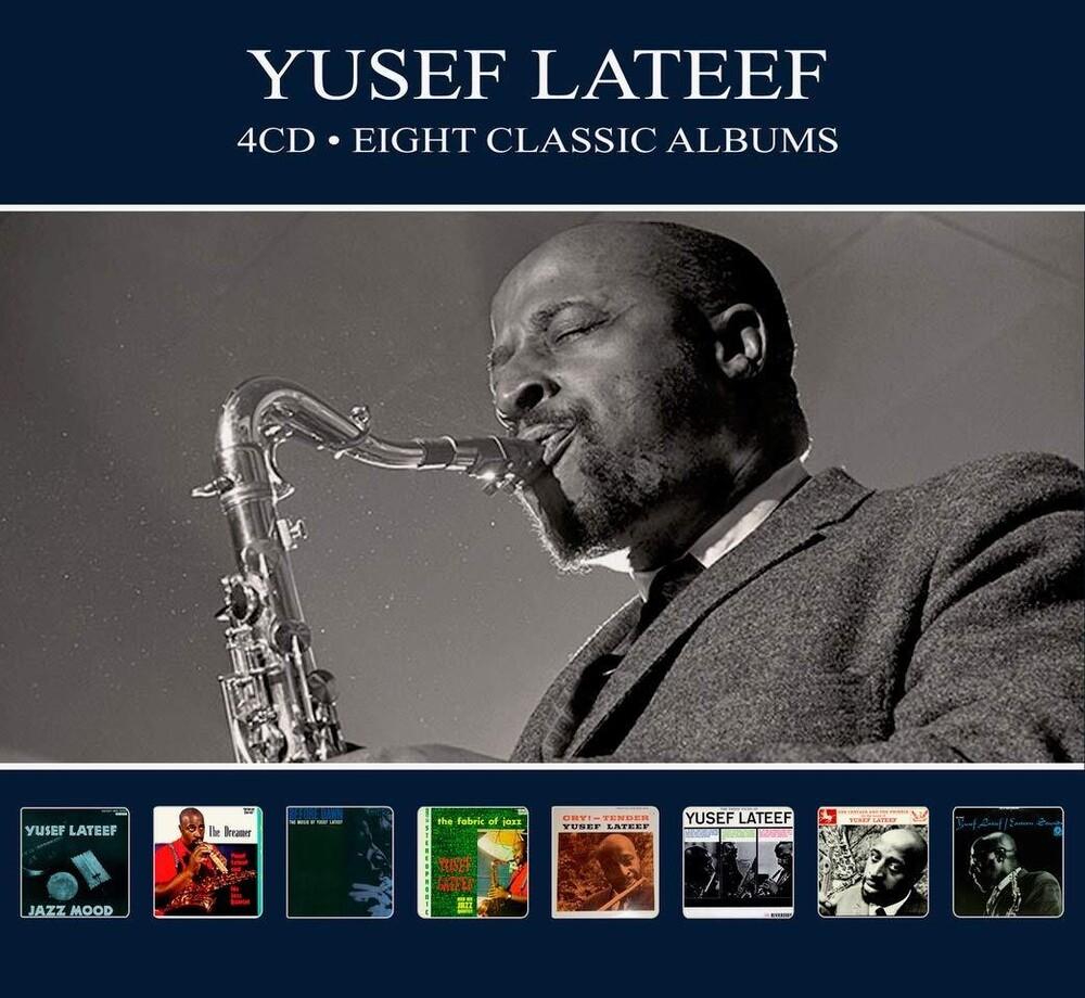 Yusef Lateef - Eight Classic Albums [Digipak] (Hol)