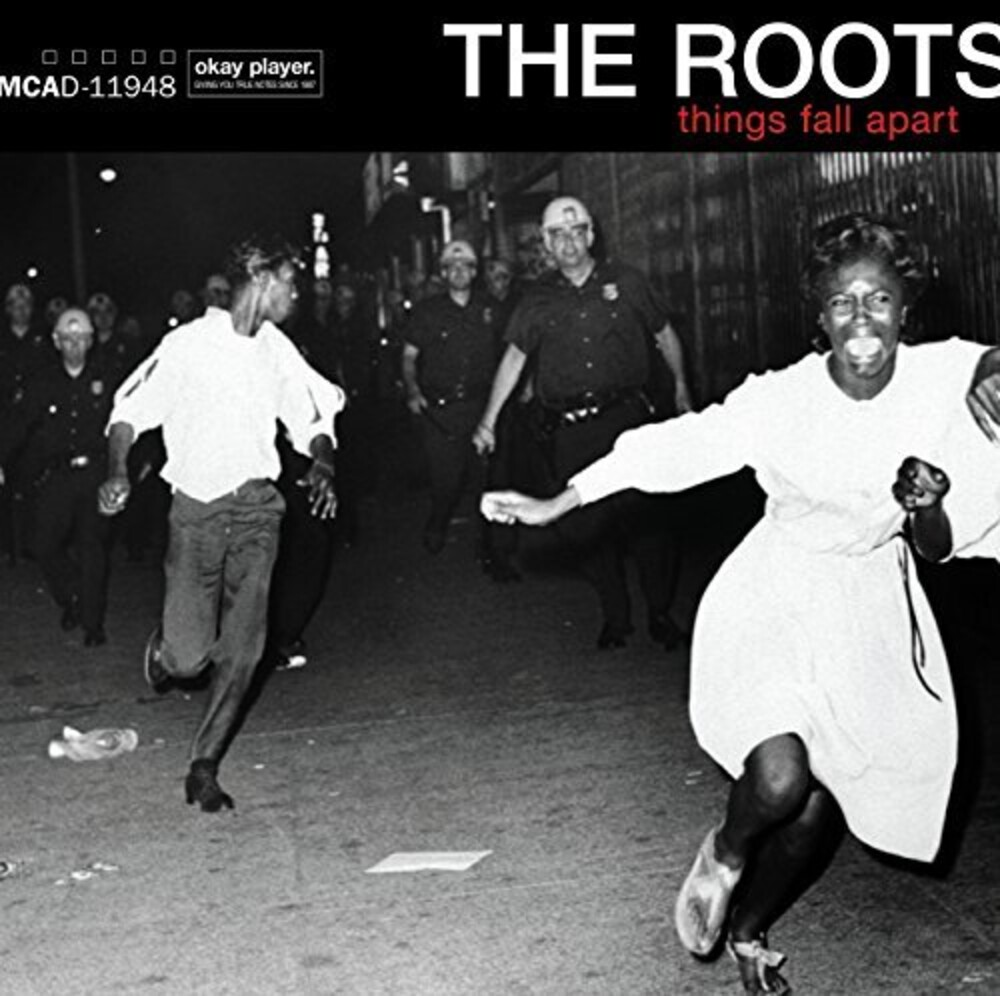 Roots - Things Fall Apart [Deluxe 3LP]