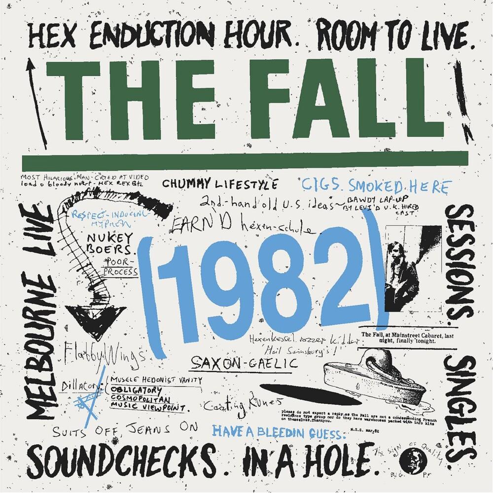 The Fall - 1982 Boxset