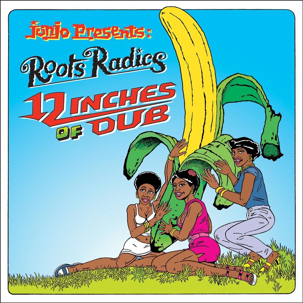 Roots Radics - Junjo Presents: Roots Radics - 12 Inches Of Dub