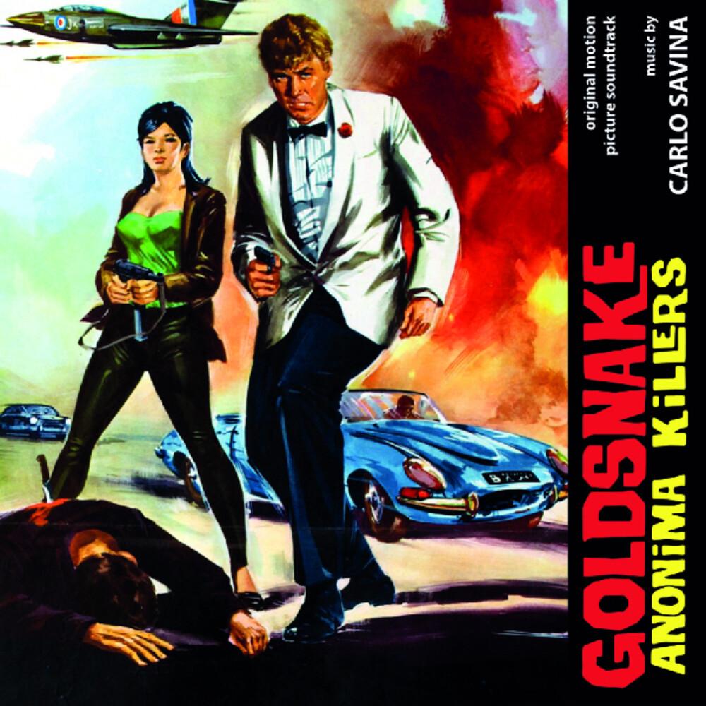 - Goldsnake Anonima Killers / O.S.T.
