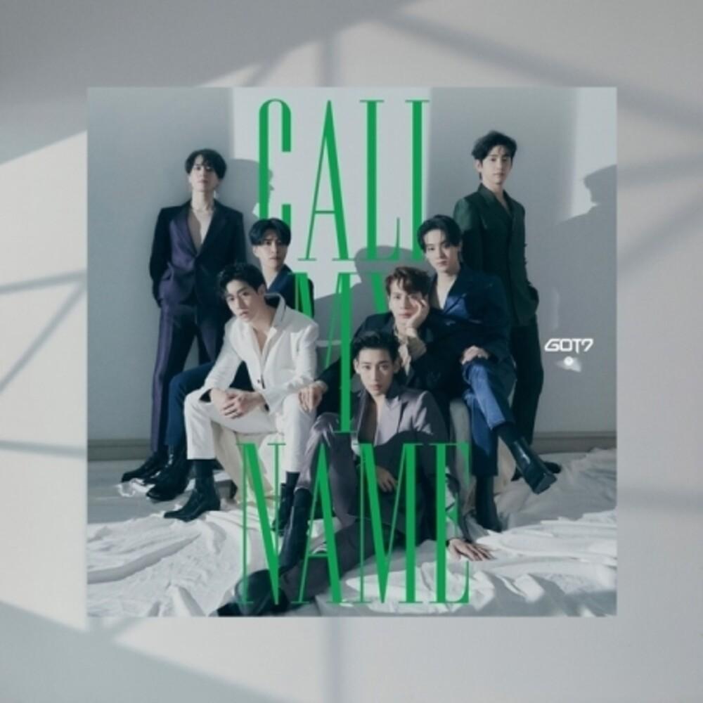 Got7 - Got7 (2019 Mini Album) (incl. 80pg Photobook and Photocard)
