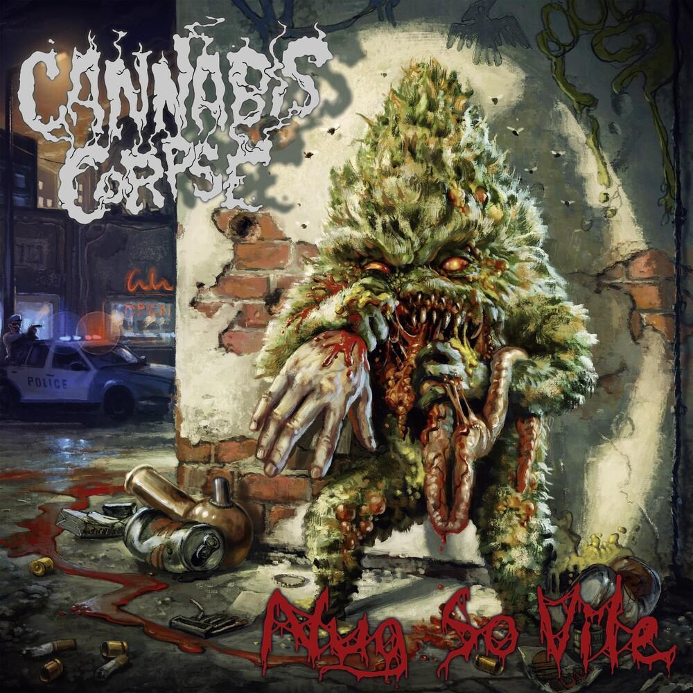 Cannabis Corpse - Nug So Vile [Import LP]