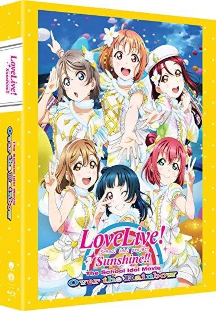 Love Live Sunshine the School Idol Movie: Over the - Love Live Sunshine The School Idol Movie: Over The