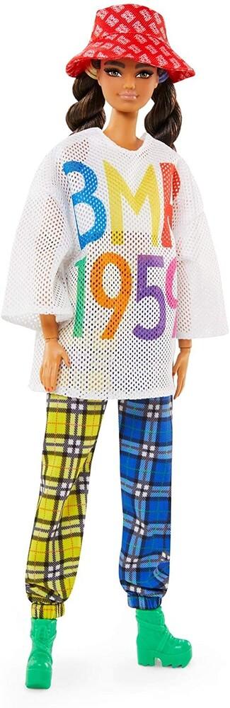 Barbie - Mattel - Barbie BMR1959, Doll 9 With Braided Hair, African American