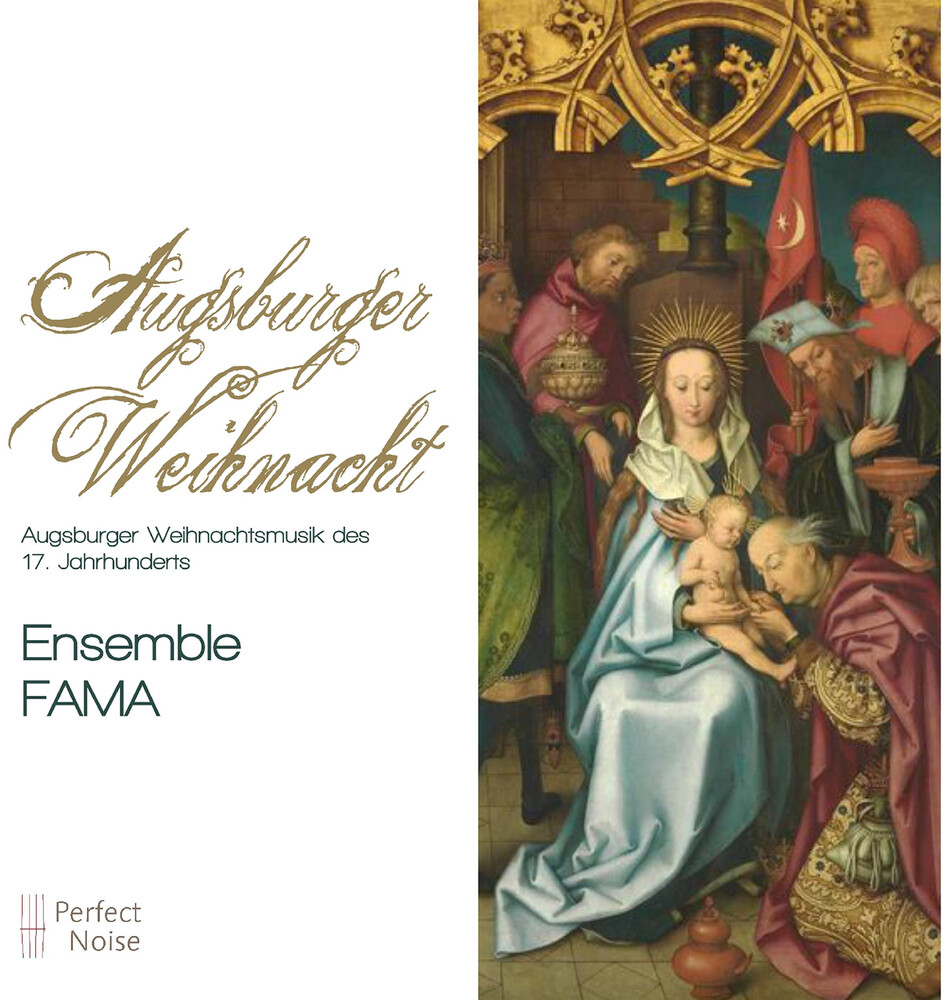 Hassler / Ensemble Fama - Christmas In Augsburg