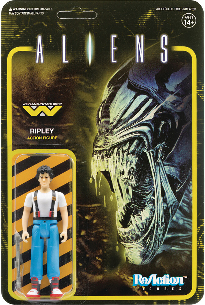 Aliens Reaction Figure - Ripley - Aliens ReAction Figure - Ripley