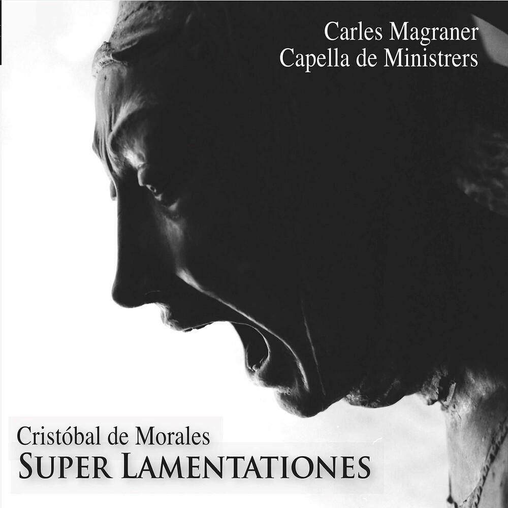 Capella De Ministrers - Super Lamentaciones