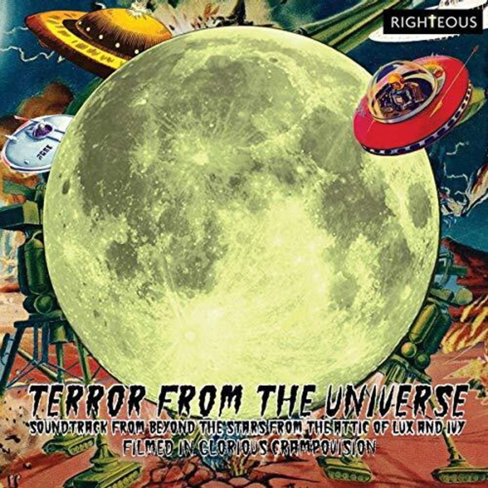 Terror From The Universe Soundtrack From Beyond - Terror From The Universe: Soundtrack From Beyond